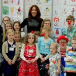 HKH Kronprinsesse Mary støtter Sjældne-løbet