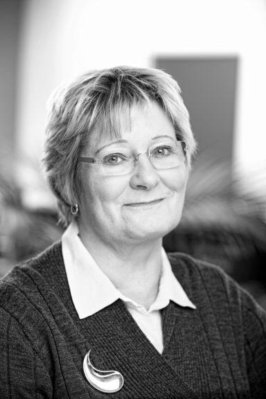Socialrådgiver Jette Olesen