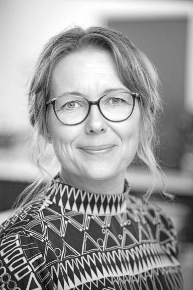 Faglig leder Stephanie Jøker Nielsen