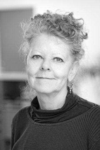 Regnskabs- og netværksmedarbejder Susanne Romlund