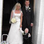 En sjælden bryllupstale