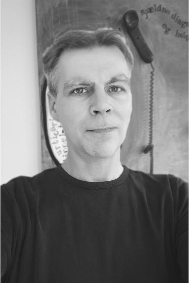 Webredaktør Ole Bang Ottosen