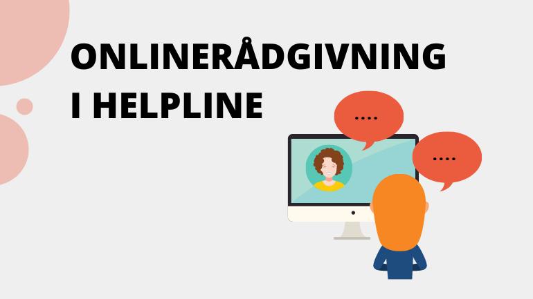 Grafik til onlinerådgivning