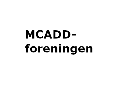 MCADD-foreningen