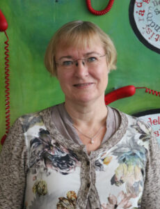 Betina frivillig rådgiver Helpline