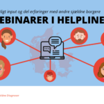 Webinarer i Helpline – vær med!