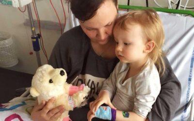 Vores kærlighedsbarn fik en meget alvorlig diagnose
