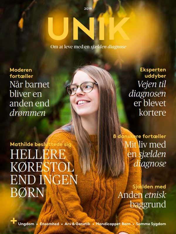 UNIK forside 2019